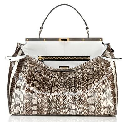 Fendi-watersnake-peek-a-boo-satchel